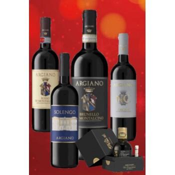 Argiano's selection