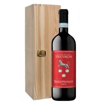 Magnum Rosso di Montalcino DOC 2018 - Az. Agr. Castello Tricerchi