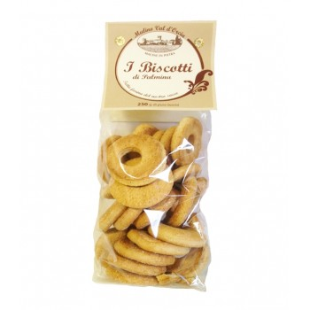 Palmina biscuits - Mulino Val d'Orcia