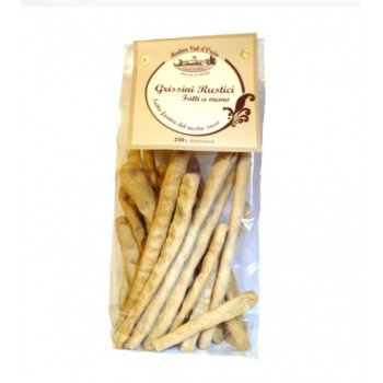 Handmade Rustic Breadsticks  - Mulino Val d'Orcia