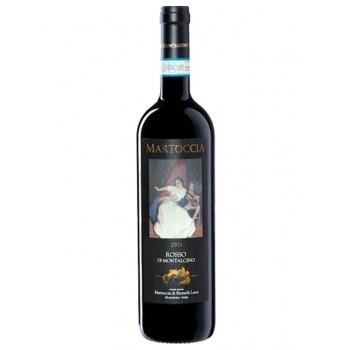 Rosso di Montalcino DOCG - Az. Agr. Martoccia