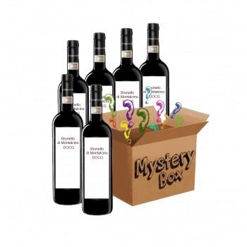 "Mistery Box ""Il Brunellista"" - Montalcino Official Store"